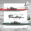 Fokker F27-500 poster