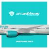 AirCaribbean | Boeing 787-8 | 2020-present livery