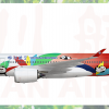 Sichuan Airlines A350-941 Panda Livery B-301D