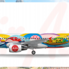 "Thai Air Asia ""Shades of the River"" A320"