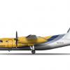 Eielson Alaskan Airways | De Havilland Canada DHC-8-Q200