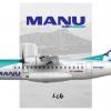 Manu Air Hawaii | ATR 42-600