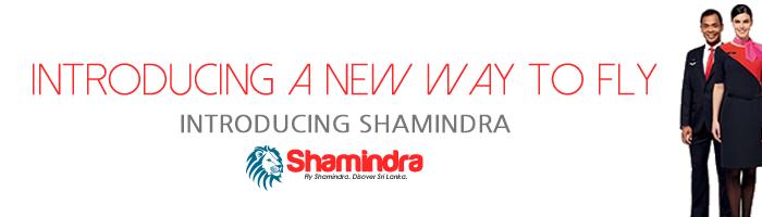 Shamindra Launch Banner 1