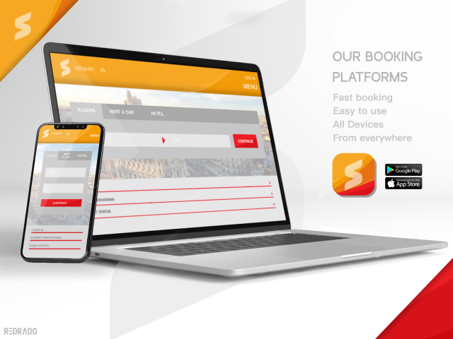 Volspain Booking Platforms poster