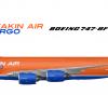Ilyakin Air Cargo Boeing 747-8F