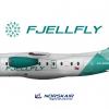Fjellfly | 2018 | Dornier 328JET