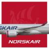 Norskair | 2018 | Airbus A350-900