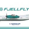 Fjellfly | 1996 | Bombardier Q300