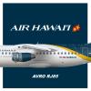 Air Hawaii | Avro RJ85 | 2016 livery
