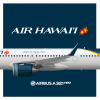 Air Hawaii | Airbus A321neo | 2016 livery