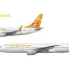 Swedavia AB, Boeing 737-700 & Boeing 777-200ER, SE-DPA & SE-DKB