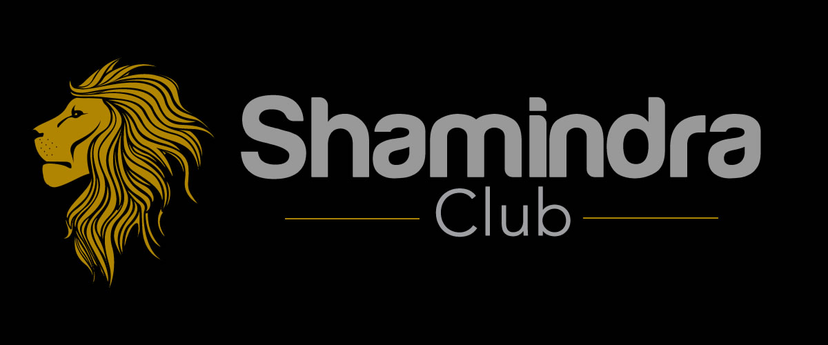 Shamindra Club Logo Black
