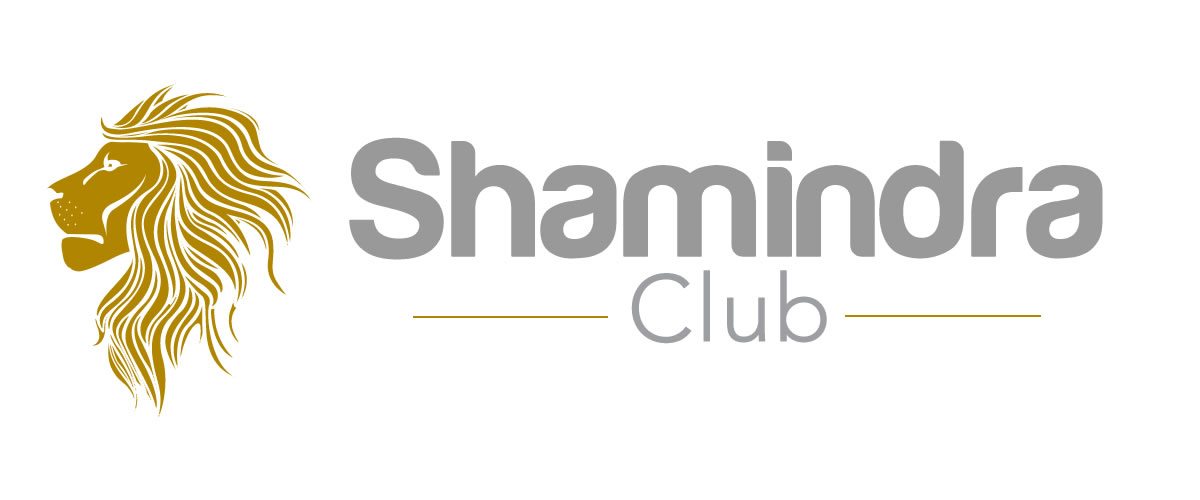Shamindra Club Logo White