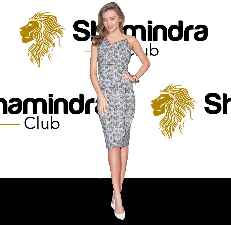 Miranda Kerr at Shamindra Club Launch