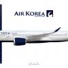 Air Korea | Airbus A350-900 | HL7500