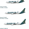 OASYS Boeing 737 MAX Family