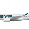OASYS Airbus A350-900ULR