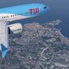 Approaching Corfu.