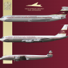 """South African """"Jet Age"""" livery"""