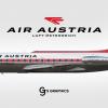 Air Austria Caravelle III