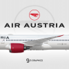 Air Austria 787-9