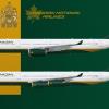 Airbus widebody fleet - 2001