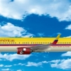 Boeing 737 800 aeromericas special livery