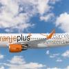 Airbus A319 Special livery ''Wherever you go''