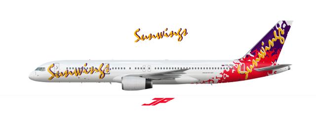 Sunwings | Boeing 757-200 | 1996-