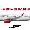 Air Hispania | Airbus A320neo | 2012-