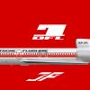 Deutsche Fluglinie   Tupolev Tu-154M   1959-1991