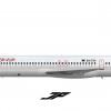 Air Tripoli | McDonnell Douglas MD-80 | 5A-TXY