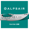 Alps Air | Dornier 328 | 2016 livery
