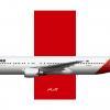 Qantas 767-338ER