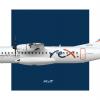 REX Regional Express ATR 72-212A