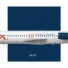 REX Fokker 100