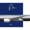 Qantas Boeing 777-238LR
