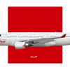 Qantas Airbus A330-202