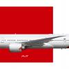 Qantas 777-238LR