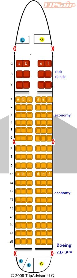 EOSair Boeing 737-300