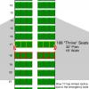 Start Boeing 737-300 Seat Map