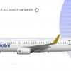 AeroSvit Redesigned | Boeing 737-800