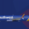 Southwest Airlines | Boeing 737-800