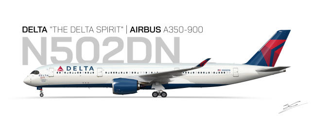 DL Spirit A350