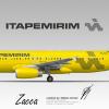 ITA Transportes Aéreos, Airbus A320 (PS-SPJ)