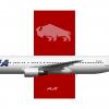 PNA Boeing 767-300ER
