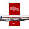 Pacific Northwest Airlines Boeing 747-100