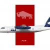 PNExpress by PNA Bombardier Dash 8 Q300