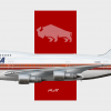 Pacific National Airlines Boeing 747SP