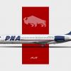 PNA McDonnell Douglas MD-95
